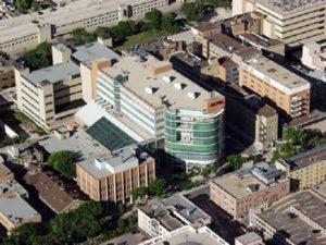 曼尼托巴大学 University of Manitoba