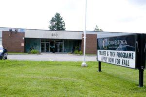 Conestoga College - 康尼斯托加学院 Guelph