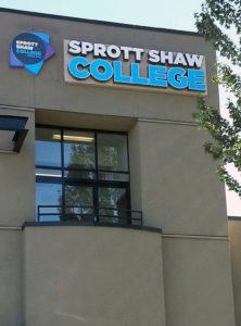 Sprott Shaw College 加拿大博学学院