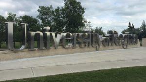 University of Regina - 里贾纳大学